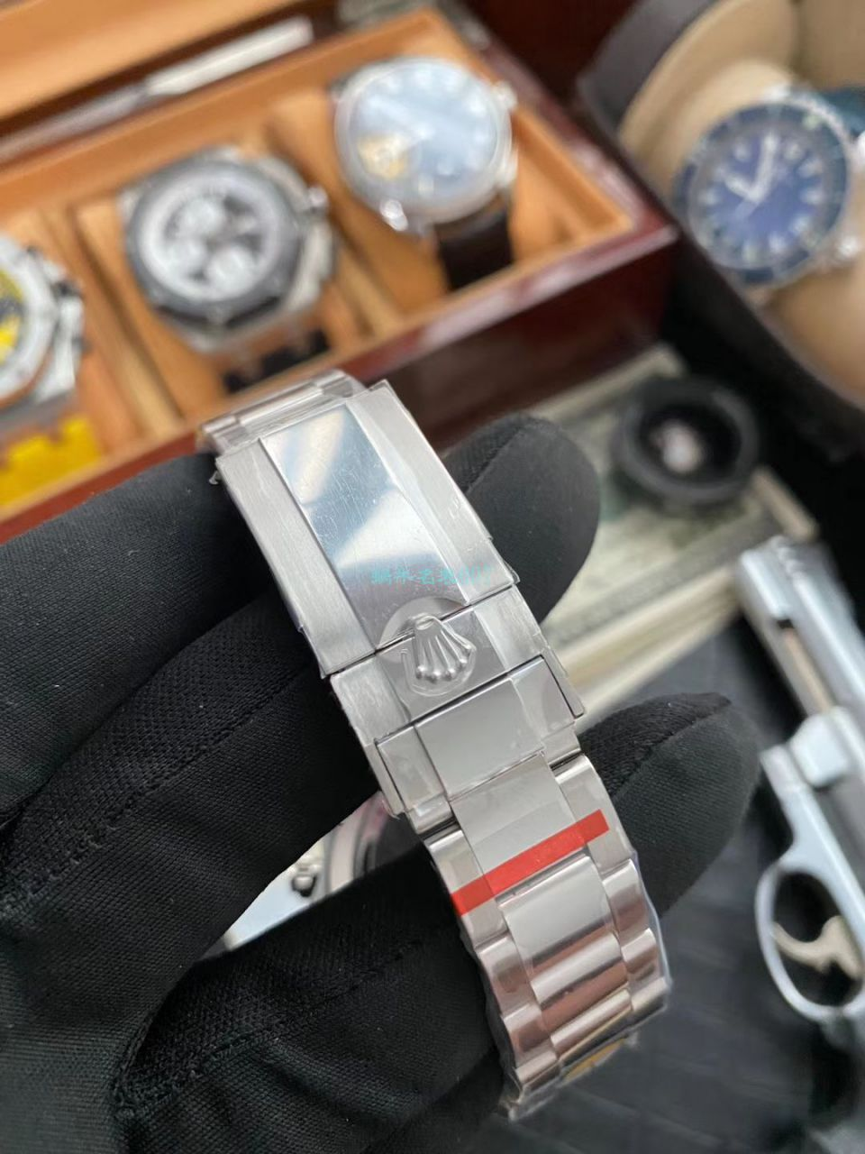 N厂顶级复刻手表劳力士宇宙计型迪通拿系列m116509-0071腕表 / R586