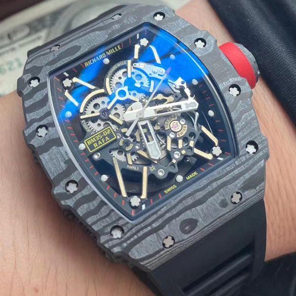 ZF厂精仿手表里查德米尔男士系列RM 35-02腕表价格报价