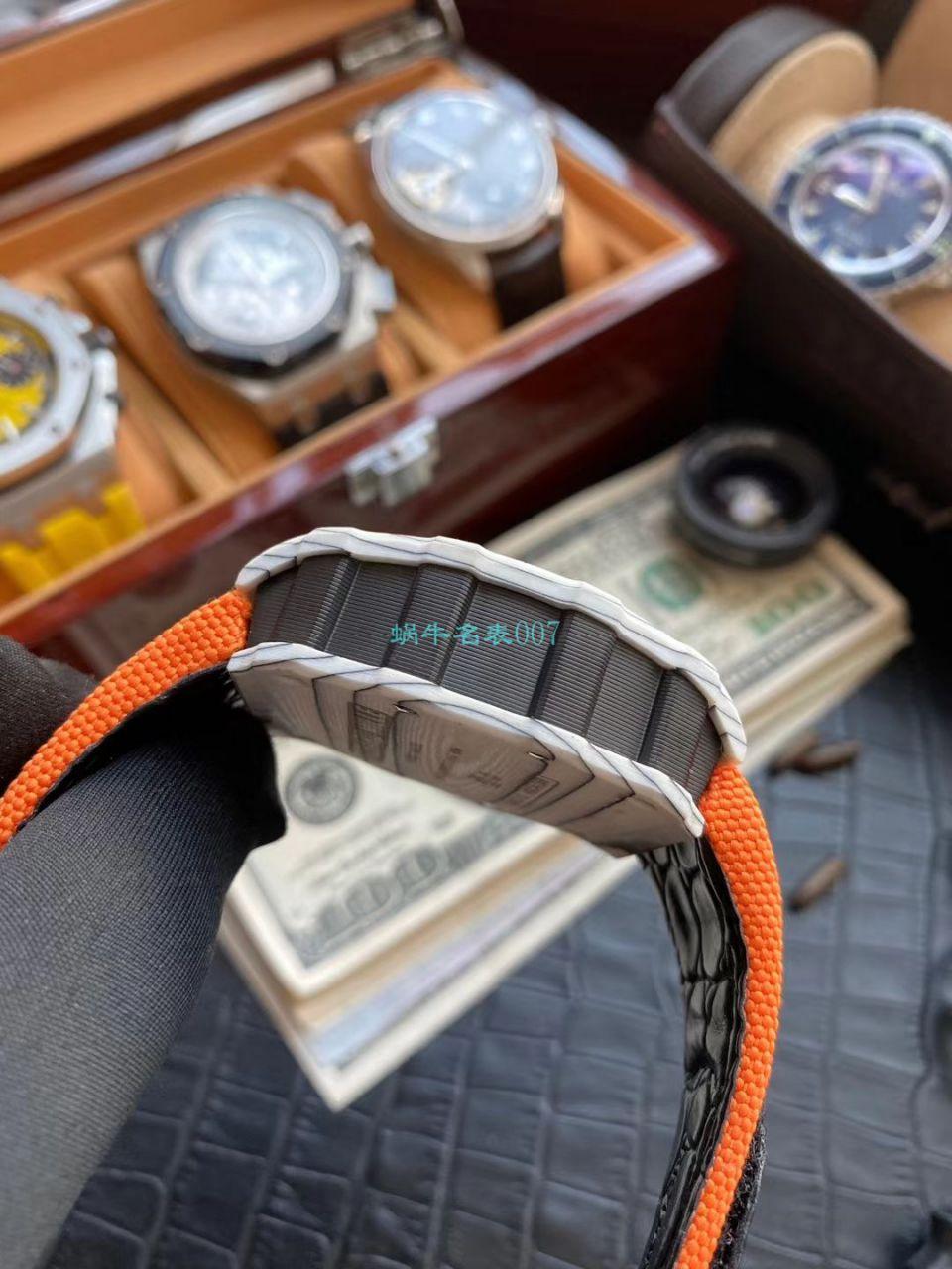 定制版客户超A高仿理查德米尔RM 12-01限量陀飞轮腕表 / RM12-01
