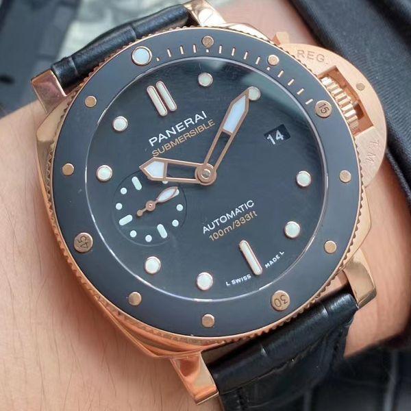 VS厂沛纳海高仿手表SUBMERSIBLE 潜行系列PAM00974腕表价格报价