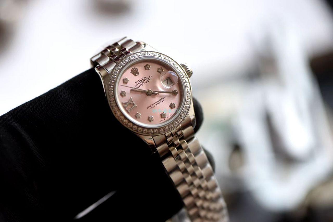 TW厂超A精仿手表劳力士女装日志型系列m279383rbr-0019,m279136rbr-0008腕表 / R612B