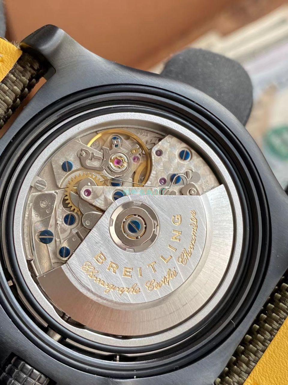 独家视频评测渠道原单百年灵复仇者系列V13317101L1X1腕表 / BL181B