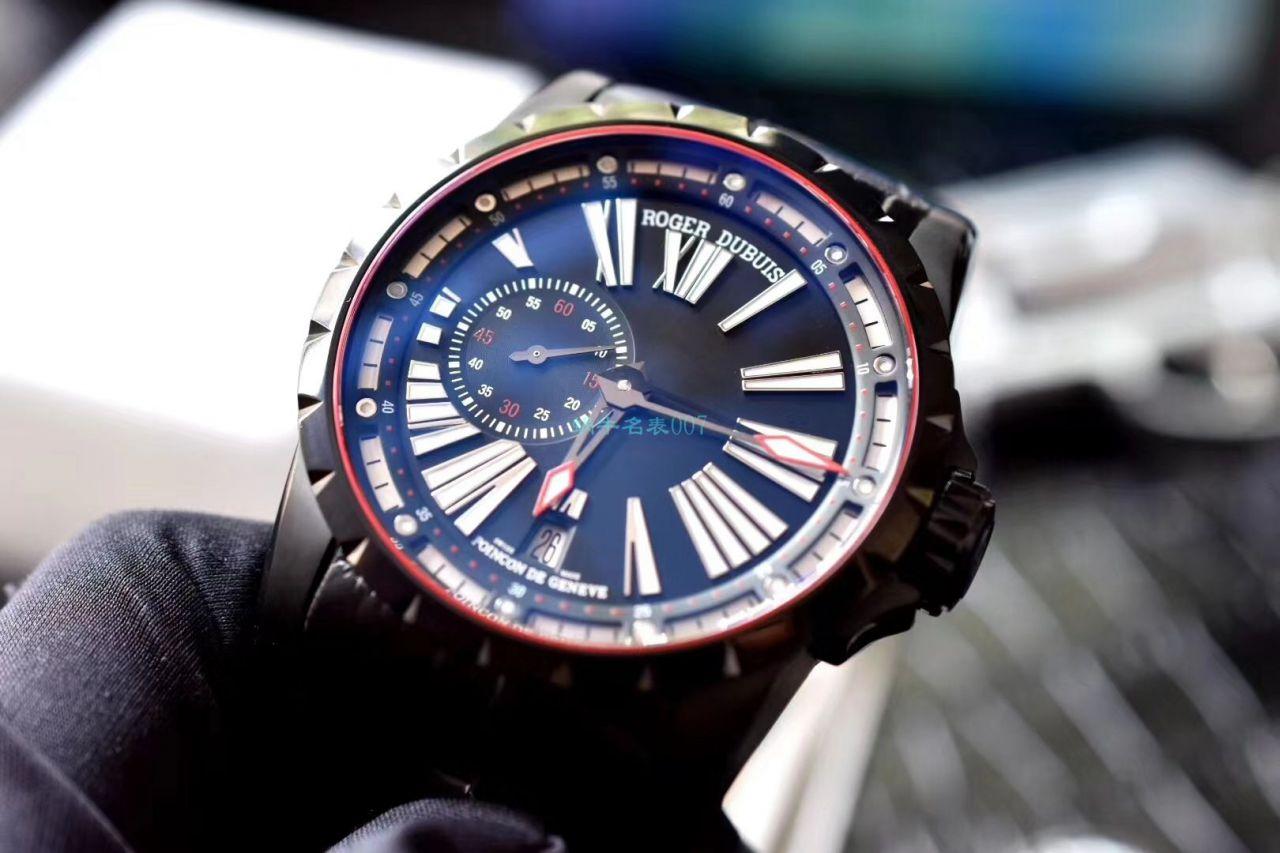 TBF厂顶级复刻罗杰杜彼王者系列DBEX0542,DBEX0543腕表 / LJ077