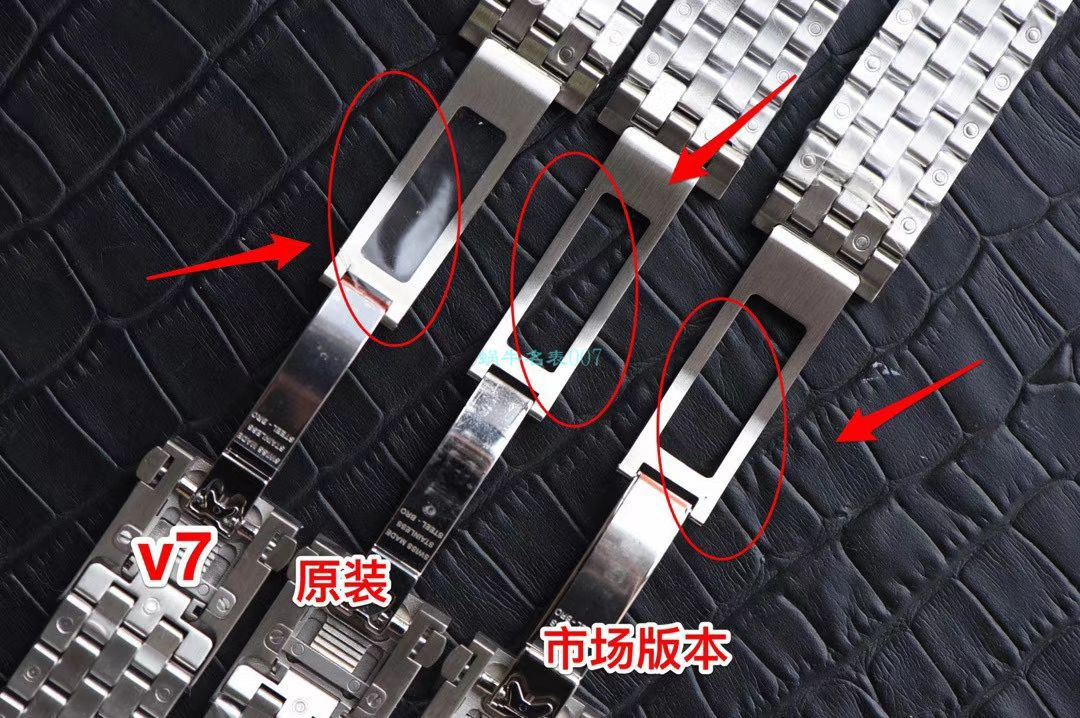 【视频评测V7厂马克十八钢带版】IWC万国表飞行员系列IW327014腕表(小王子)(万国复刻表哪个厂最好) / WG359