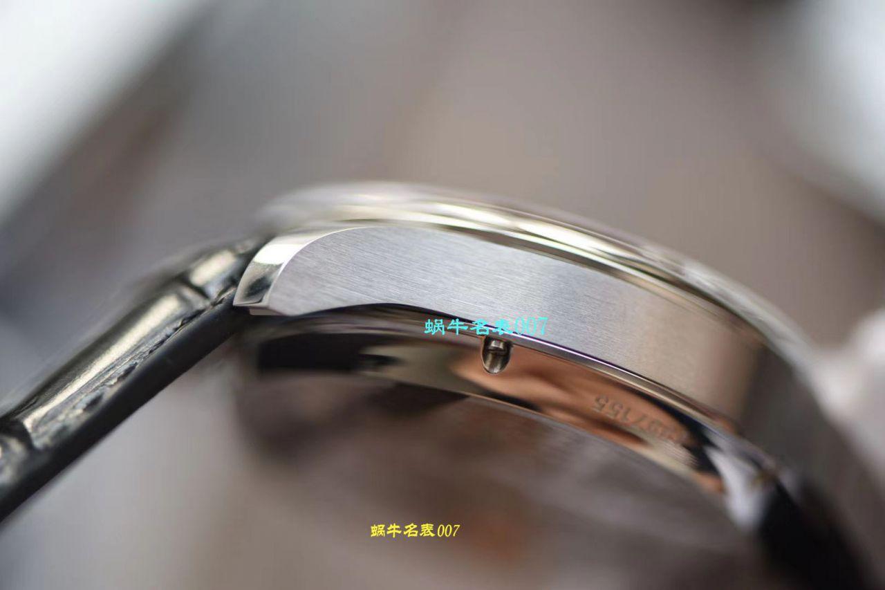 最好的万国复刻手表【视频评测】万国复刻手表哪款最好 / WG562B