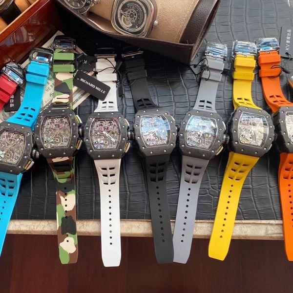 理查德米勒高仿手表【视频评测】超A高仿的最好的理查德米勒手表