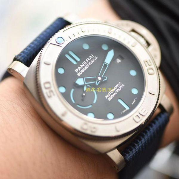 沛纳海高仿手表那个厂好【视频评测】超A高仿沛纳海价格报价
