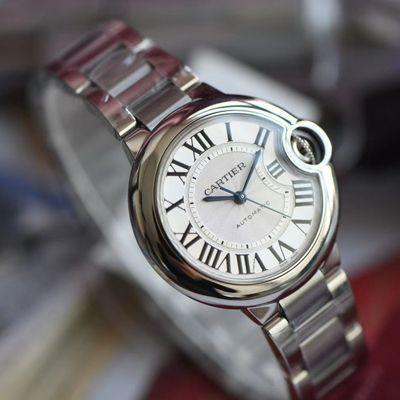 高仿卡地亚蓝气球女士手表【视频评测】卡地亚高仿手表多少钱价格报价