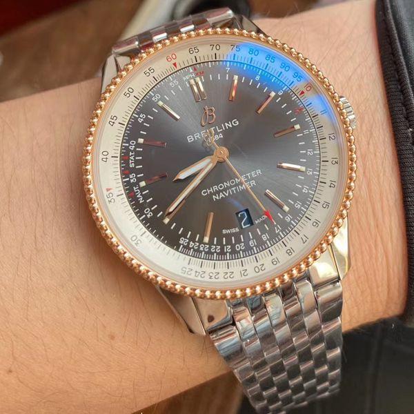 百年灵复刻手表最好的一款【视频评测】顶级复刻百年灵手表价格报价