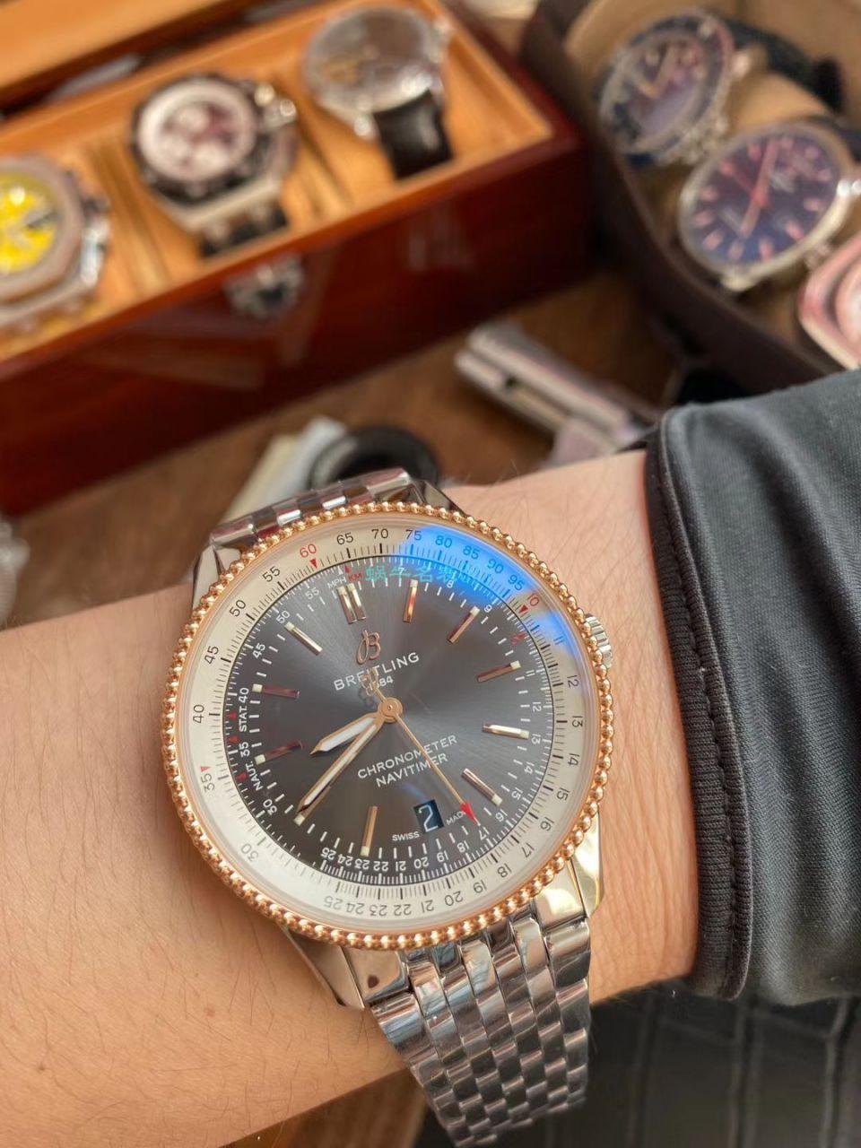 百年灵复刻手表最好的一款【视频评测】顶级复刻百年灵手表 / BLfuke