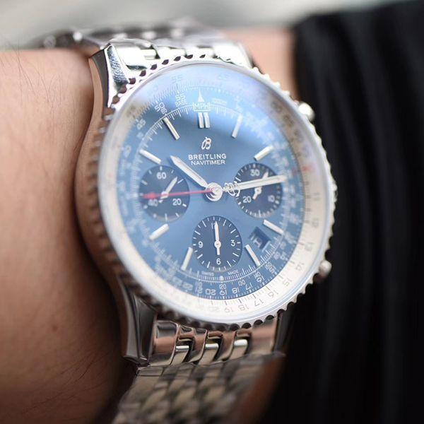 高仿百年灵航空计时手表价格【视频评测】百年灵高仿手表哪个版本好价格报价