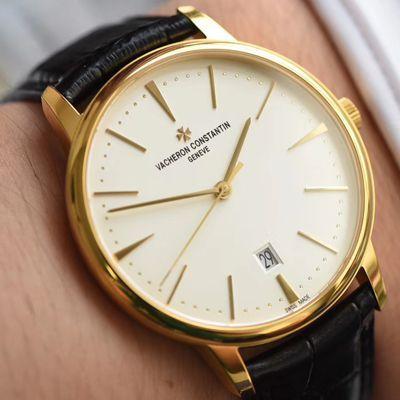 江诗丹顿精仿男表价格【视频评测】一比一精仿江诗丹顿手表价格报价