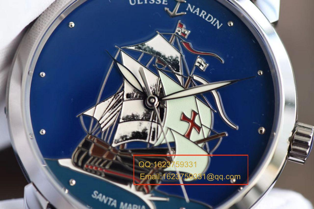 顶级高仿雅典手表【视频评测】雅典高仿手表价格 / YD023