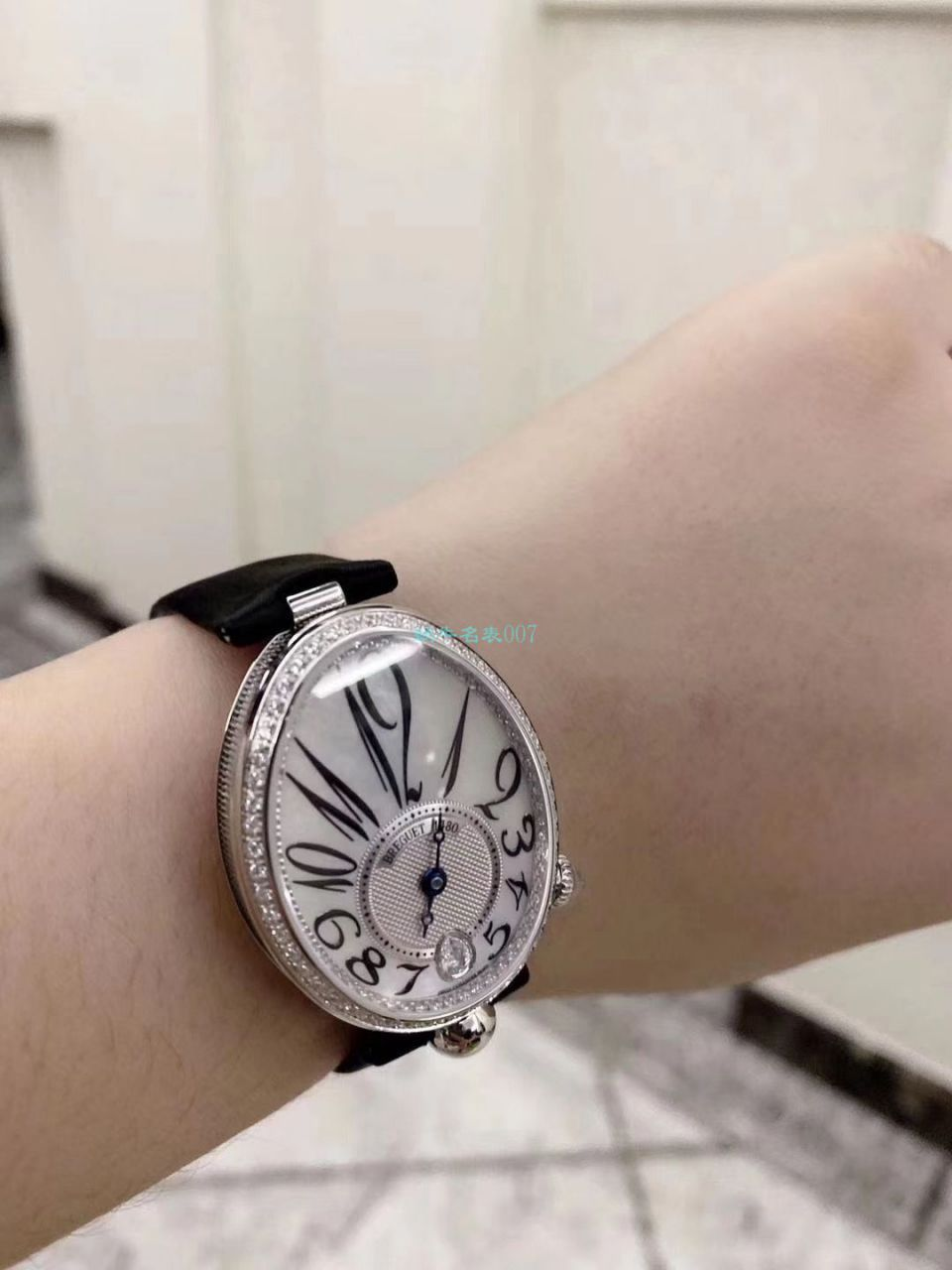 宝玑高仿手表价格【视频评测】超A高仿宝玑手表多少钱 / BZgaofang