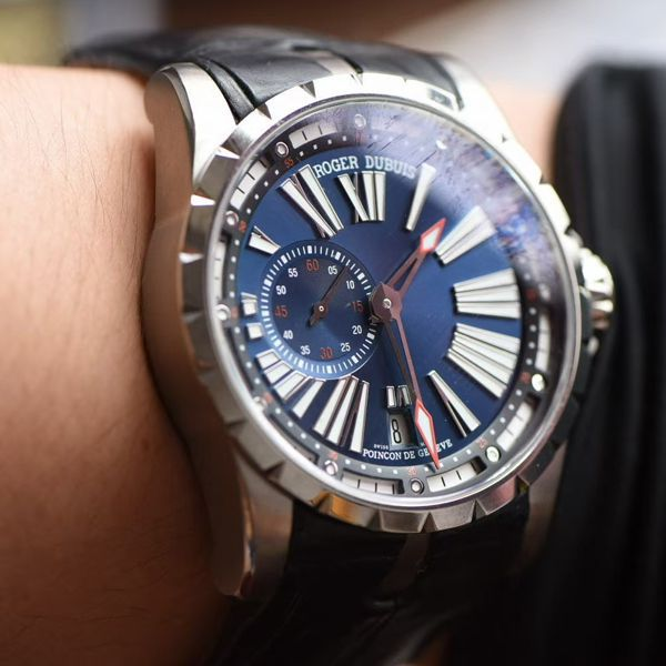 TBF厂精仿手表罗杰杜彼王者系列DBEX0543腕表价格报价