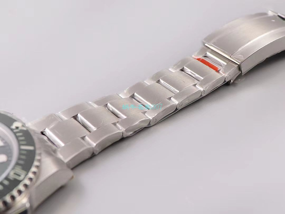 ZZ厂顶级复刻手表劳力士潜航者型无日历黑水鬼114060-97200 / R631B