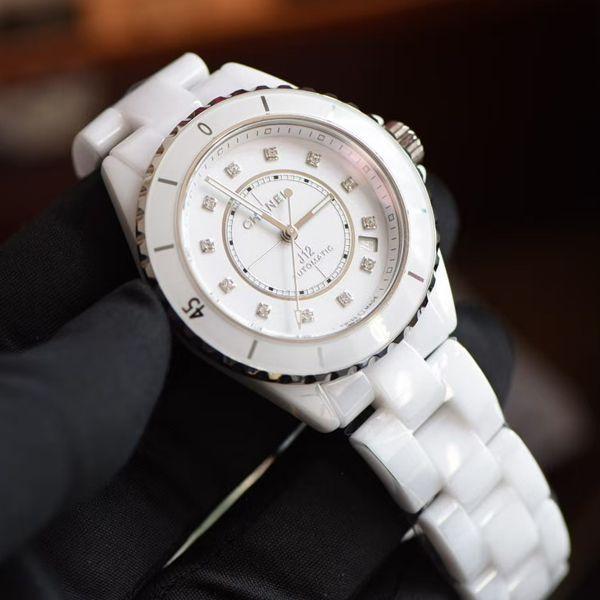 BV厂1比1精仿香奈儿女士手表新款背透J12系列H5705腕表价格报价