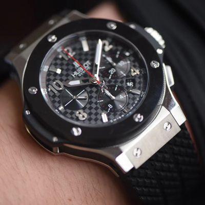【视频评测】V6厂复刻手表宇舶大爆炸301.SB.131.RX腕表价格报价