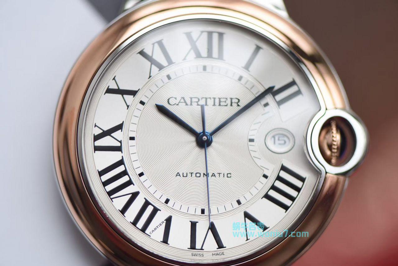 【视频评测】V6厂高仿卡地亚蓝气球手表W2BB0004腕表 / K309KADIYA