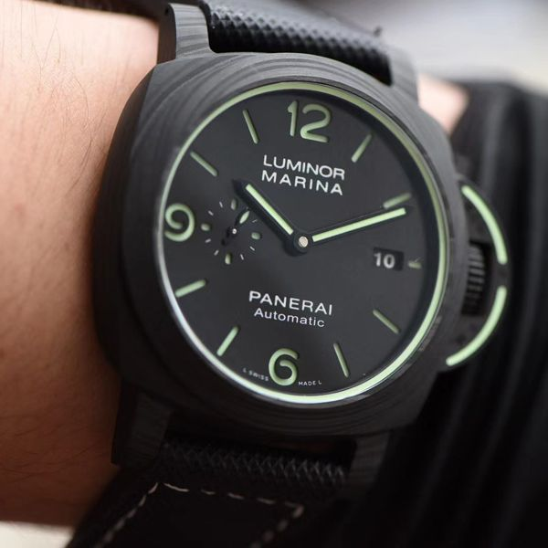 VS厂超A高仿沛纳海手表PAM01118传奇夜光腕表价格报价