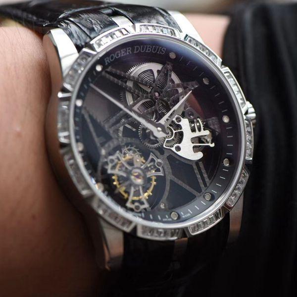 BBR厂官网V3版罗杰杜彼王者系列复刻镂空陀飞轮手表多少钱价格报价