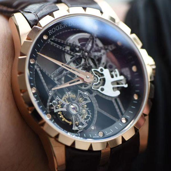BBR厂官网V3超A高仿手表罗杰杜彼王者系列RDDBEX0392手表价格报价