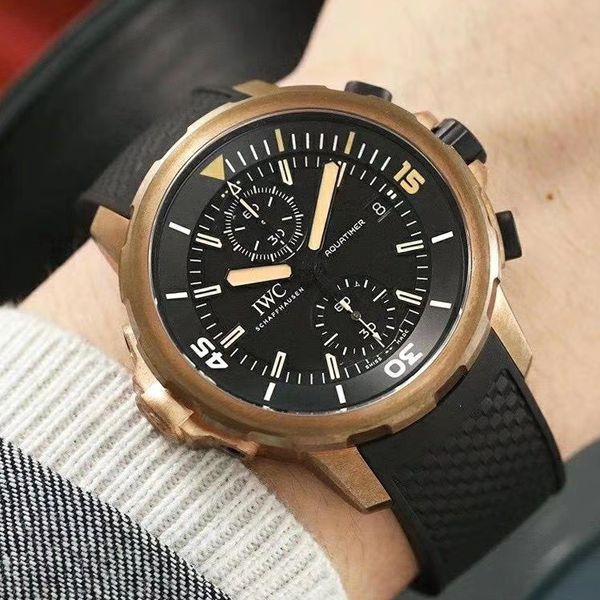 V6厂万国海洋时计复刻手表IW379503青铜达尔文探险之旅特别版 价格报价