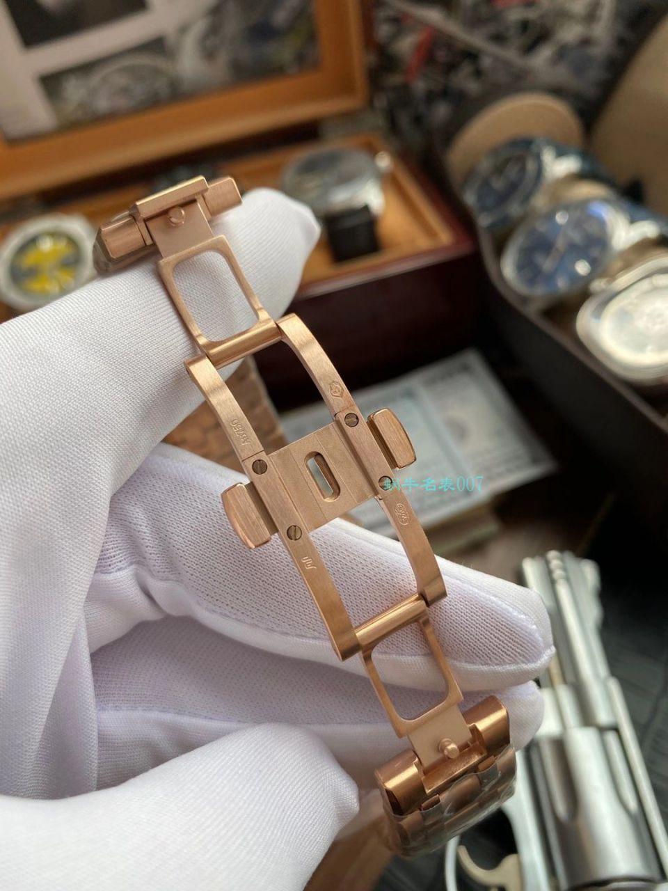 JF厂AP爱彼皇家橡树离岸型1比1精仿手表26470OR.OO.1000OR.03腕表 / AP217
