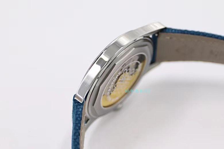 ZF厂百达翡丽钢表6007A-001顶级超A高仿手表普朗菜乌特制表大楼纪念款 / BD361