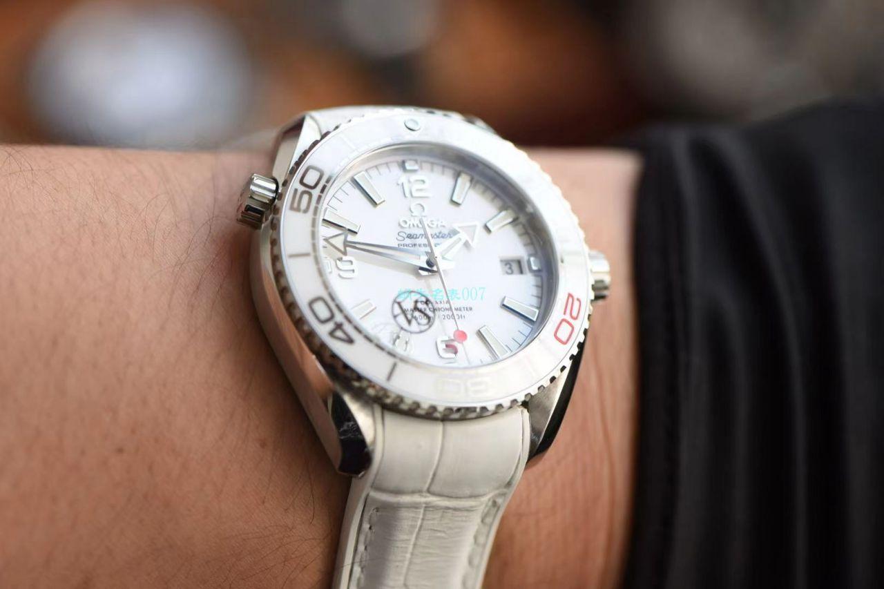 【视频评测】VS厂顶级复刻手表官网欧米茄海马系列215.23.40.20.04.001女士腕表 / VS768