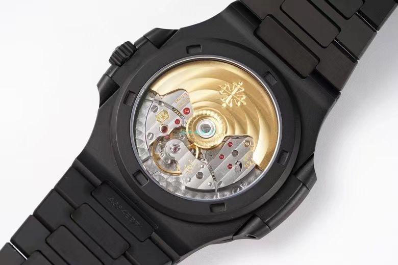 PPF厂V4 DCL版(金刚石碳涂层表壳)百达翡丽超级鹦鹉螺复刻手表 / BD356