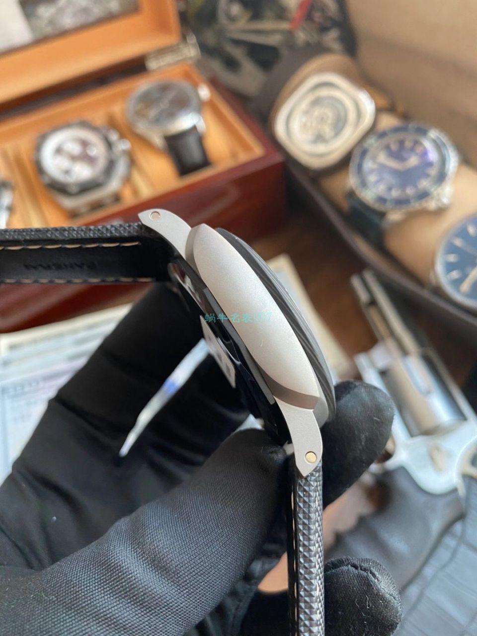 VS厂沛纳海LUMINOR 1比1超A高仿手表PAM01662烟灰腕表 / VSPAM1662