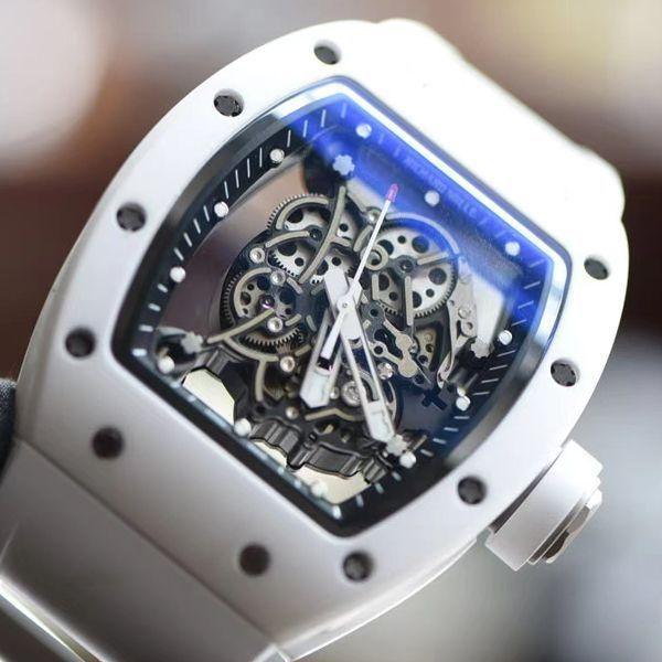 ZF厂理查德米勒RICHARD MILLE男士系列RM 055超A1比1高仿手表价格报价