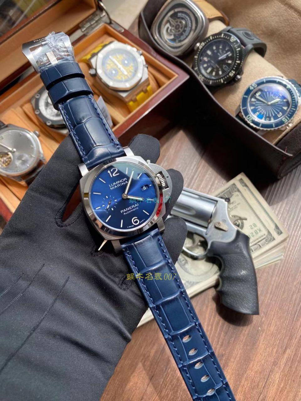 VS厂沛纳海LUMINOR超A 1比1高仿手表PAM01393腕表 / VSPAM01393