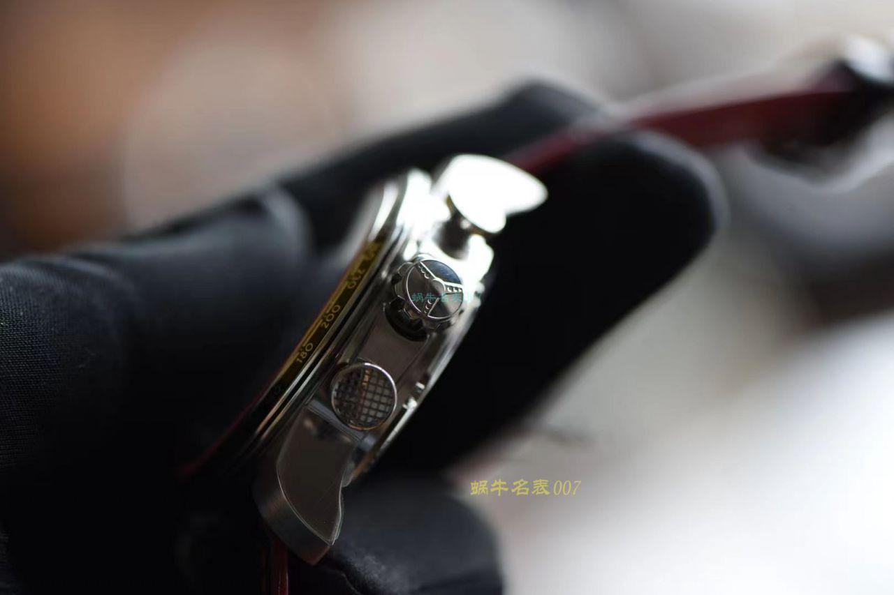 【视频评测】七星努荐 V7神器 V7厂V2版本萧邦赛车顶级复刻手表 / XB083