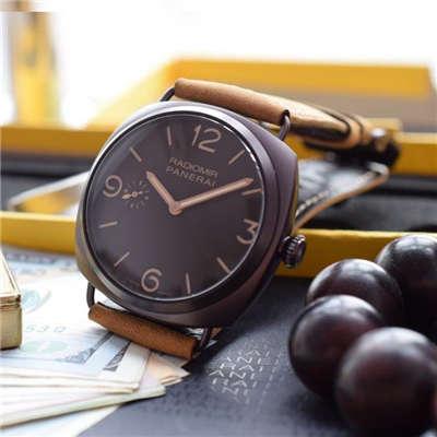 【视频评测SF厂一比一超A高仿手表】沛纳海RADIOMIR系列PAM00504腕表