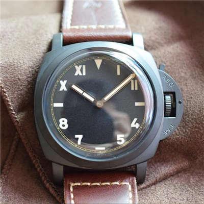 【视频评测KW超A高仿手表】沛纳海限量珍藏款系列泡泡镜 PAM00629腕表