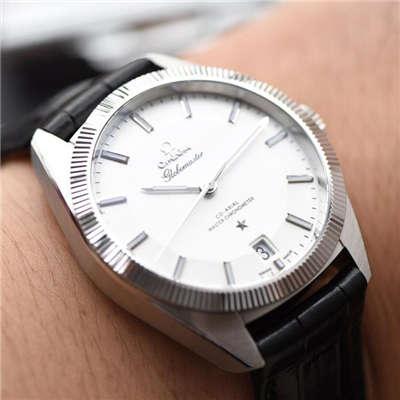 【KW厂1:1顶级精仿手表】欧米茄星座系列《尊霸系列》130.33.39.21.02.001腕表