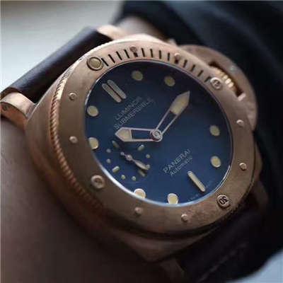 【XF厂顶级复刻手表】沛纳海LUMINOR 1950系列PAM00671腕表价格报价
