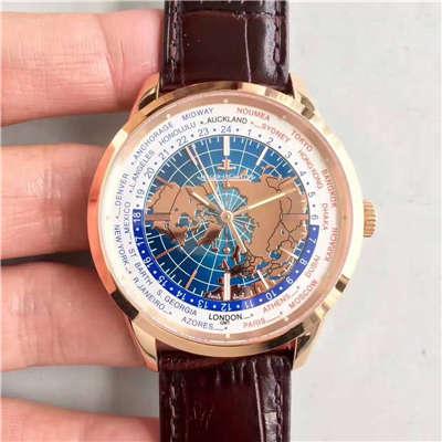 【台湾一比一复刻手表】积家 地球物理天文台腕表系列 Q8102520 男士腕表价格报价
