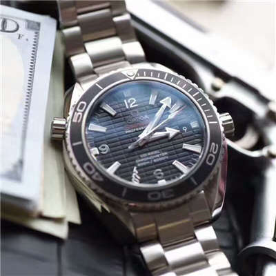 【MK厂1:1超A高仿手表】欧米茄海洋宇宙Skyfall 007特别版男士机械腕表价格报价