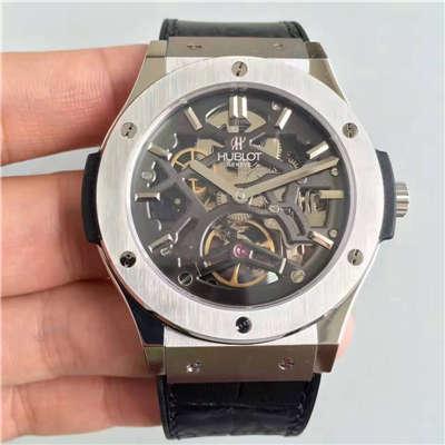 【TF顶级高仿手表】宇舶HUBLOT经典融合系列505.TX.0170.LR腕表价格报价