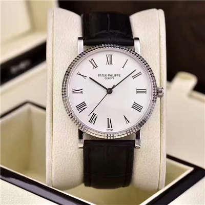 【HK一比一精仿手表】百达翡丽古典表系列5120G-001腕表