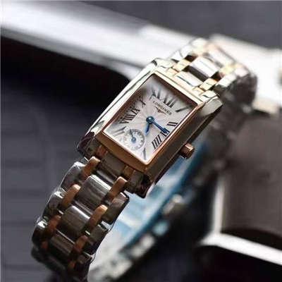 【KZ台湾超A高仿手表】浪琴优雅系列L5.155.5.71.7女士石英腕表