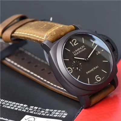 【独家视频测评VS厂1:1超A精仿手表】沛纳海LUMINOR 1950系列PAM 00386腕表价格报价