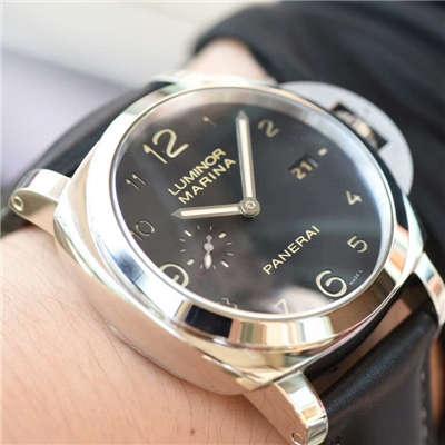 【VS厂一比一复刻高仿手表】沛纳海LUMINOR 1950系列PAM 00359腕表价格报价