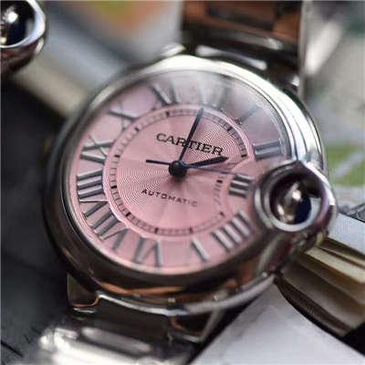 【HBBV6厂一比一顶级复刻手表】卡地亚蓝气球系列《33毫米》W6920100 《36毫米》W6920041机械腕表价格报价