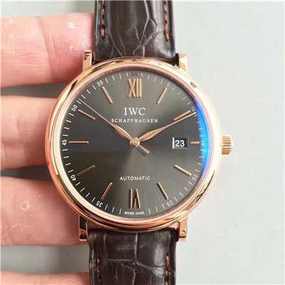 【独家视频测评MK厂1:1超A高仿手表】万国柏涛菲诺系列IW356511腕表
