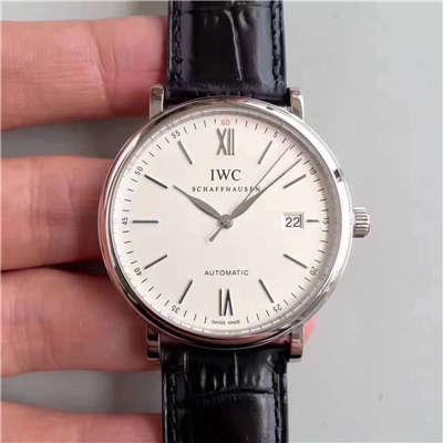 【独家视频测评MK厂1:1高仿手表】万国柏涛菲诺系列 IW356501男士腕表