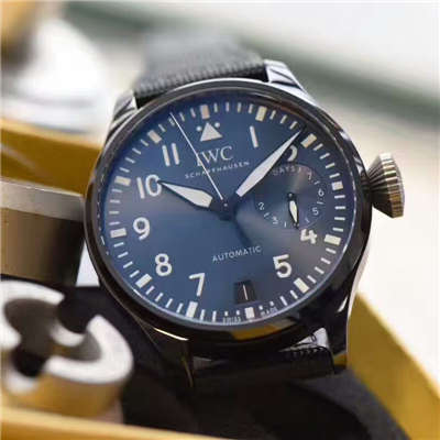 【独家视频测评ZF厂一比一超A高仿手表】万国飞行员系列小王子特别版IW502003腕表